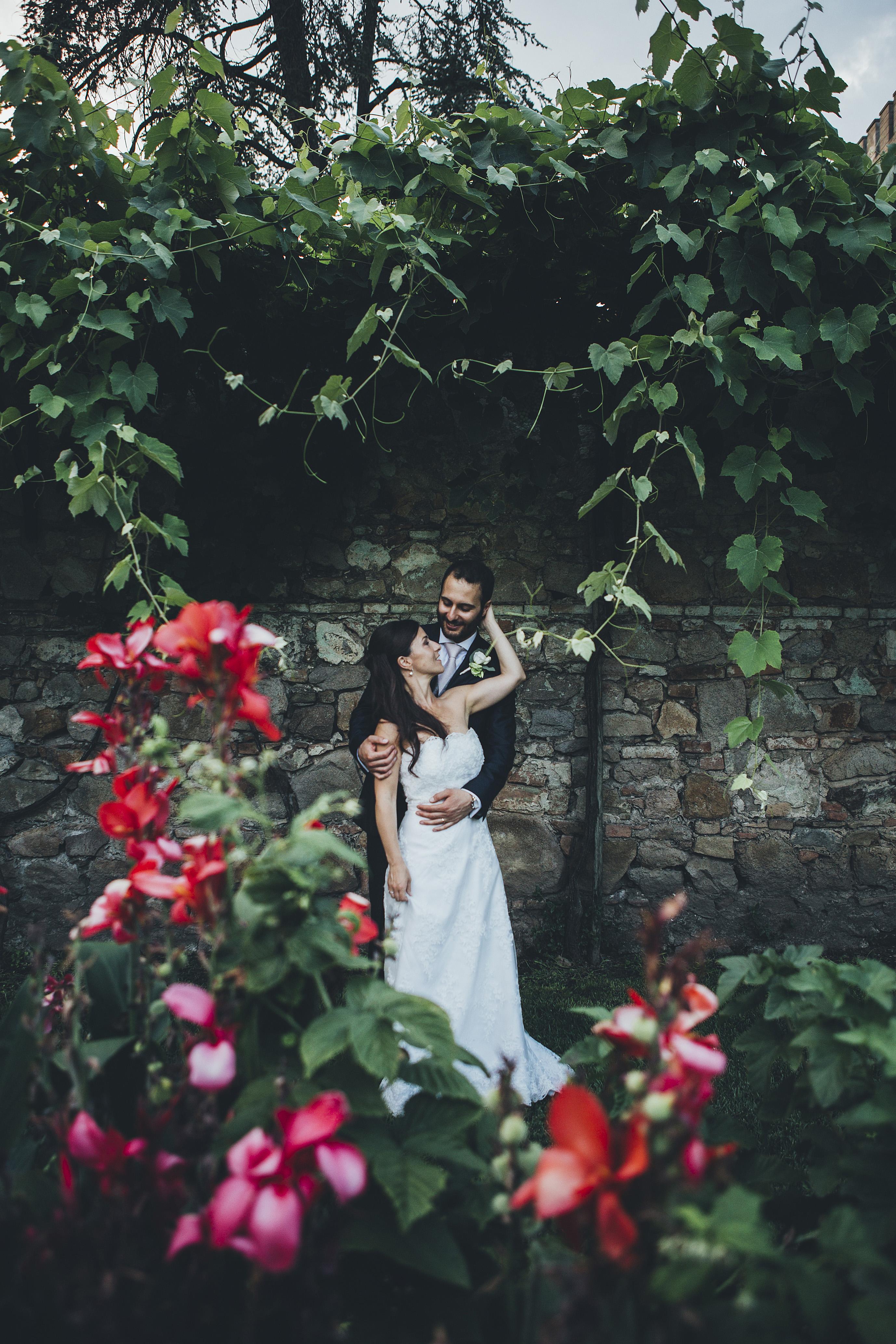 DANIELAeALBERTO-flowers wedding in italy