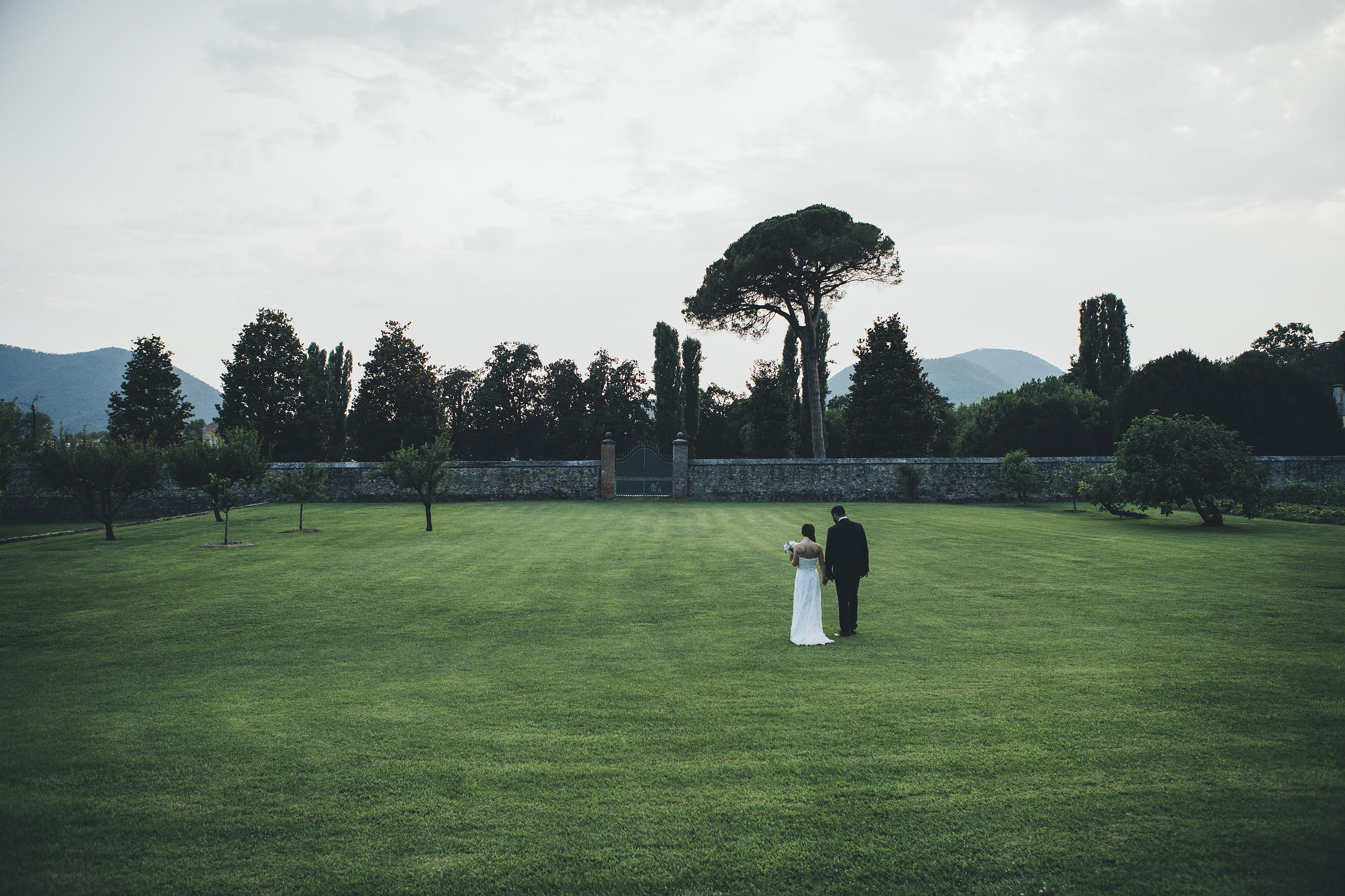 DANIELAeALBERTO wedding castello di lispida