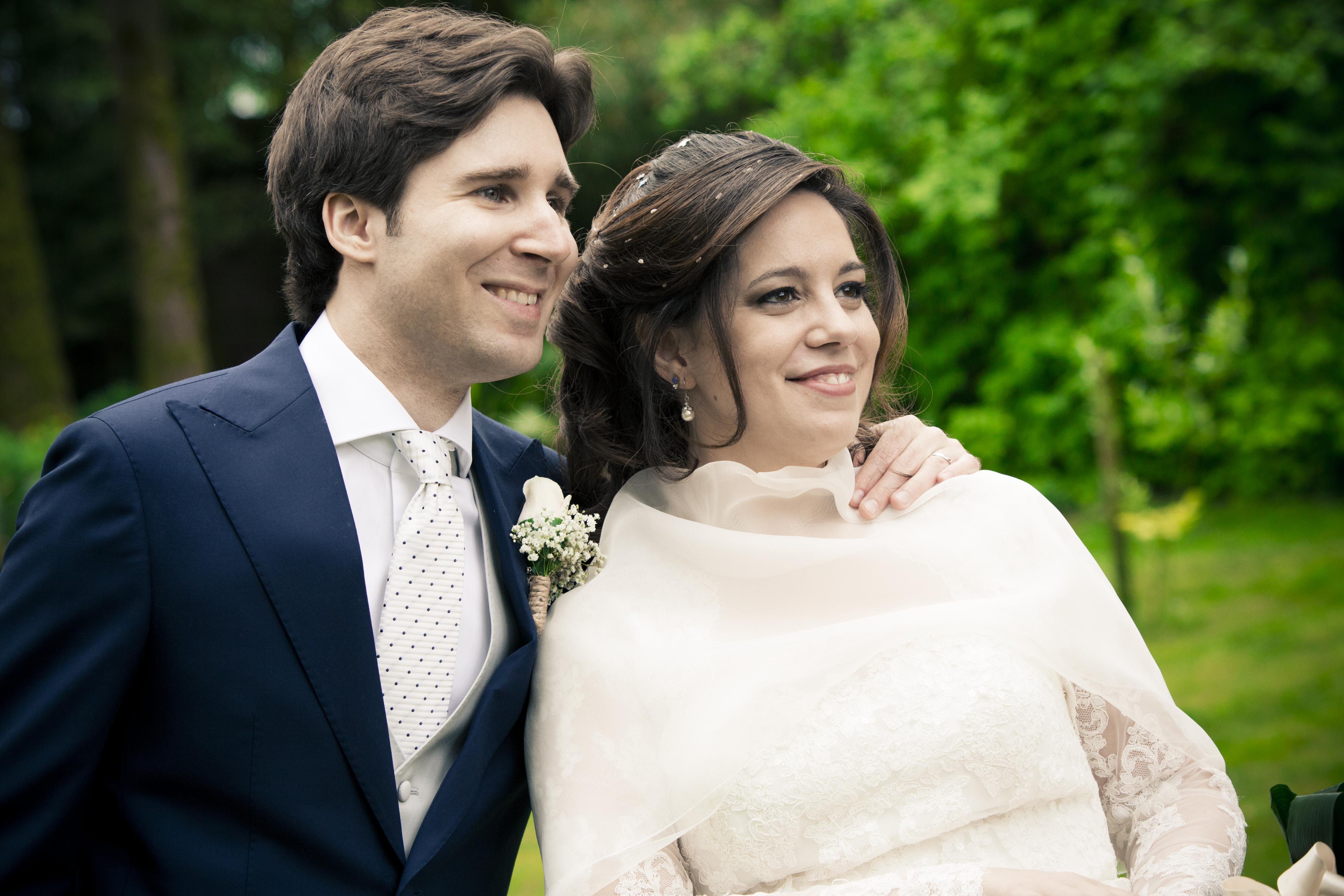 Lisa e Jacopo sposi a villa petrobelli