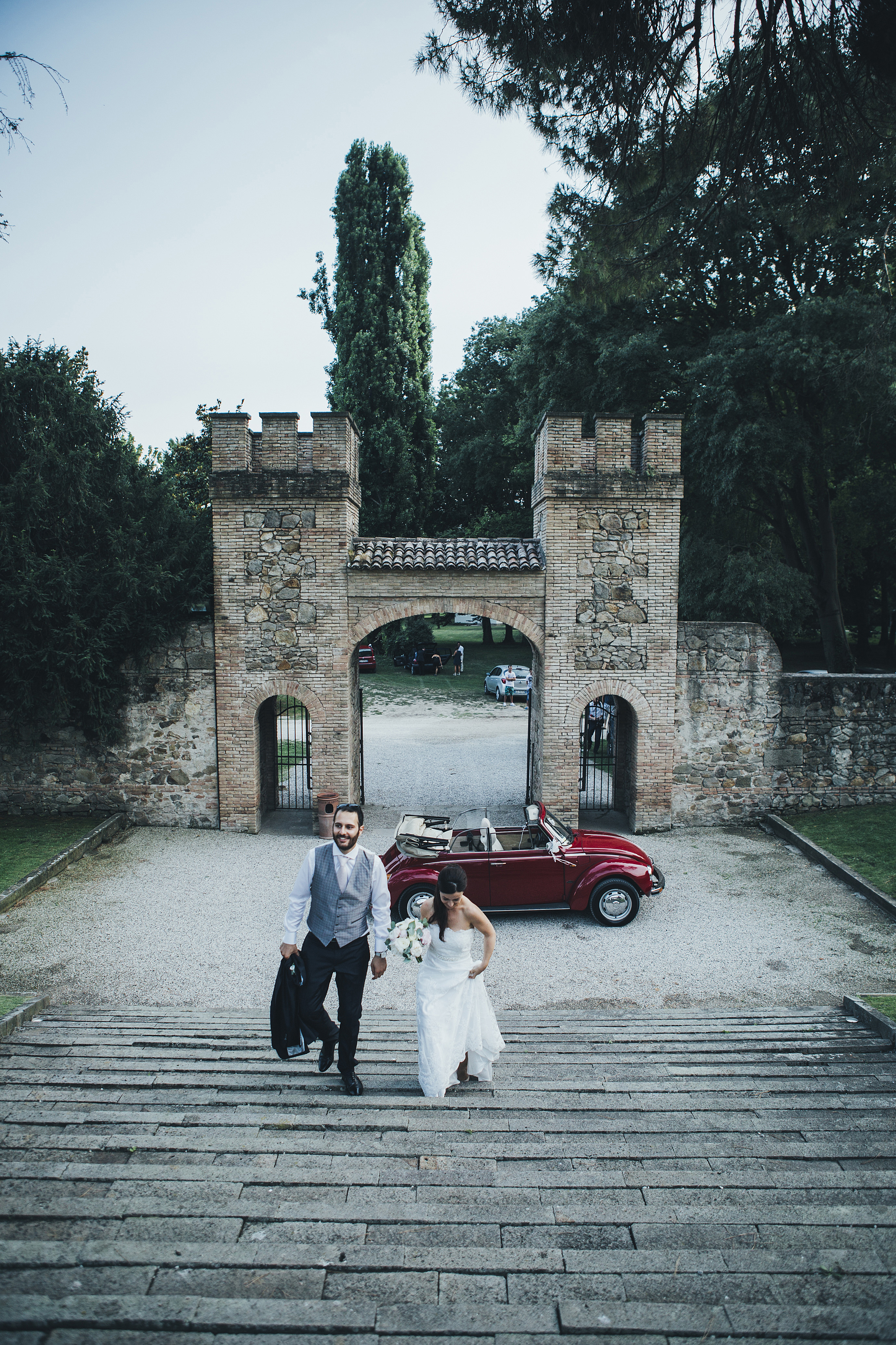 castello di lispida wedding in italy