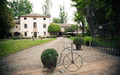 Lisa e Jacopo a Villa Petrobelli