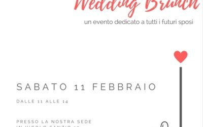 Save the Date – Wedding Brunch 2017