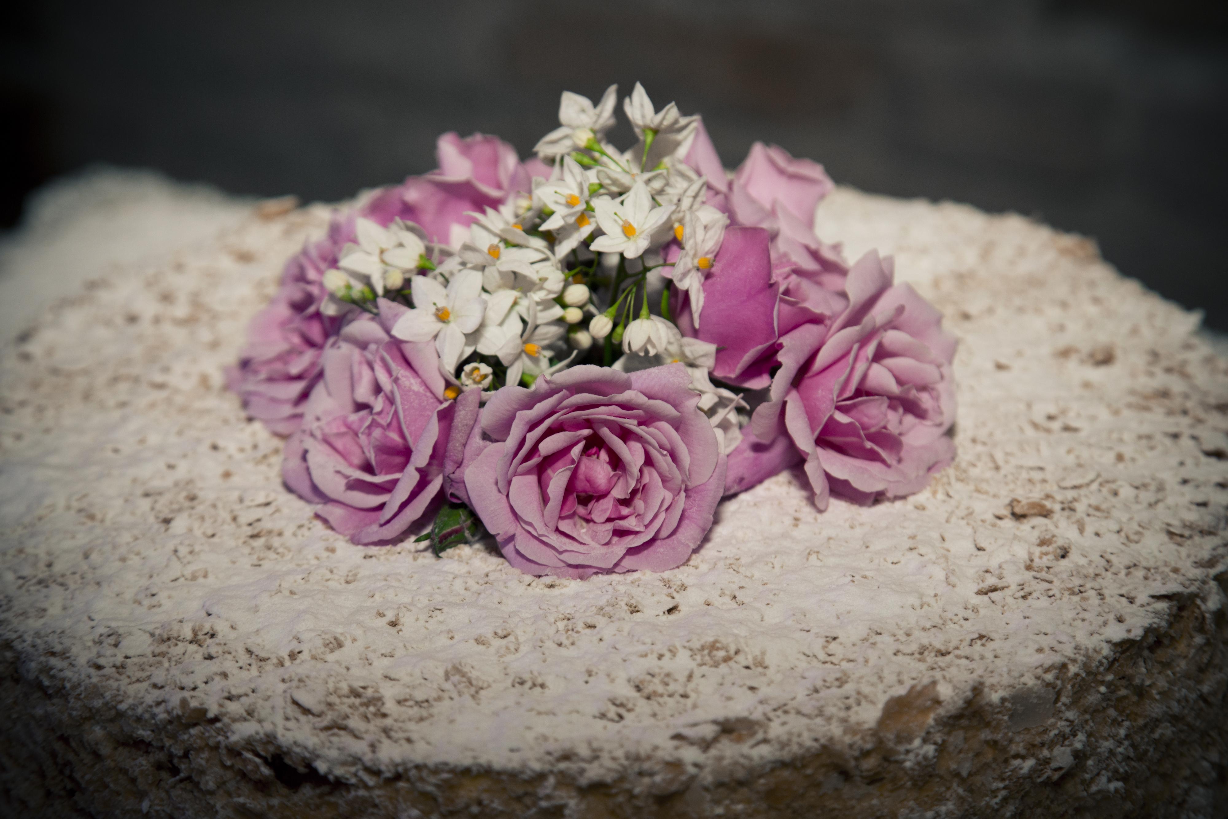 wedding cake catering la mandolina