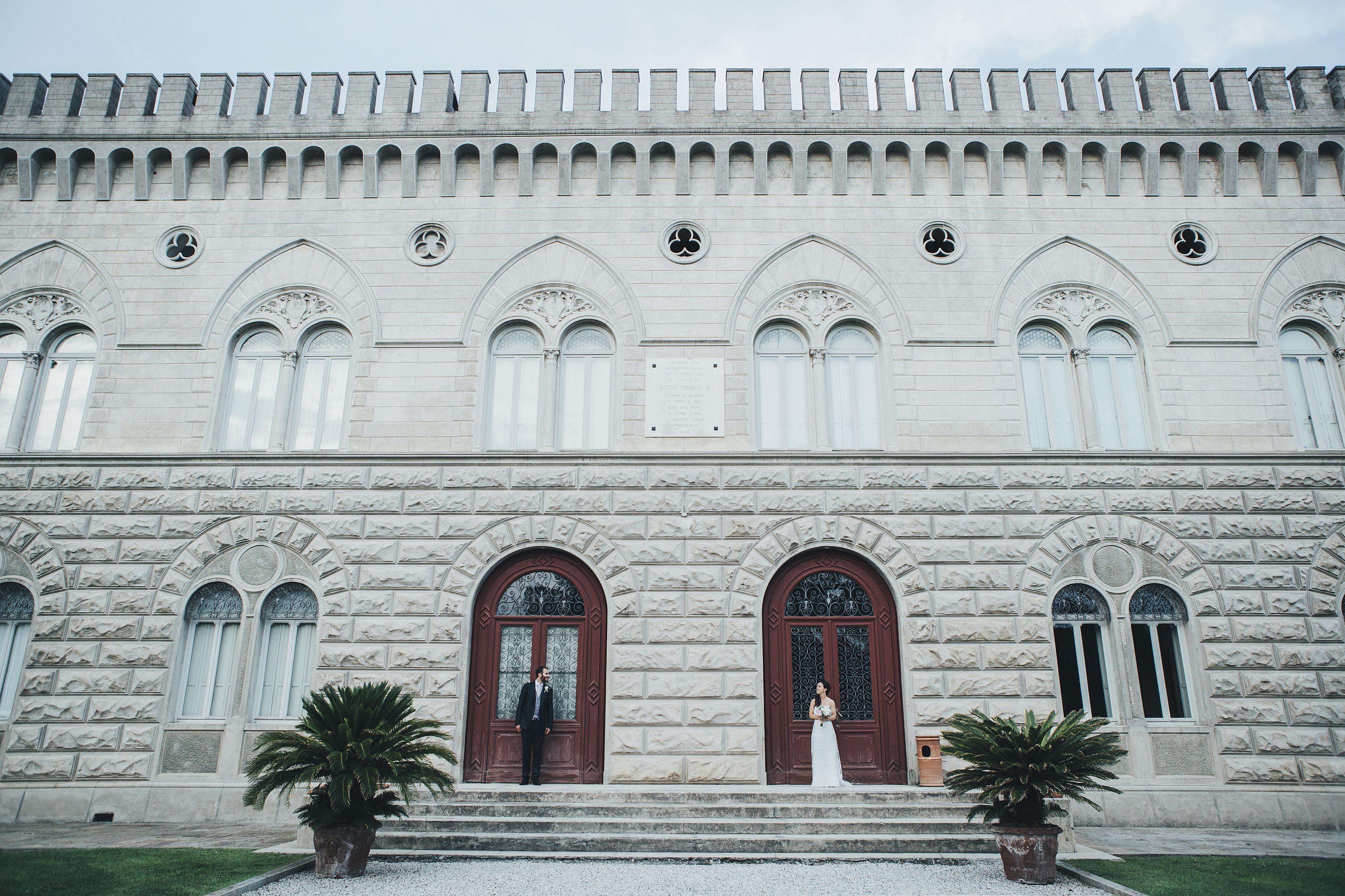 wedding in italy castello di lispida