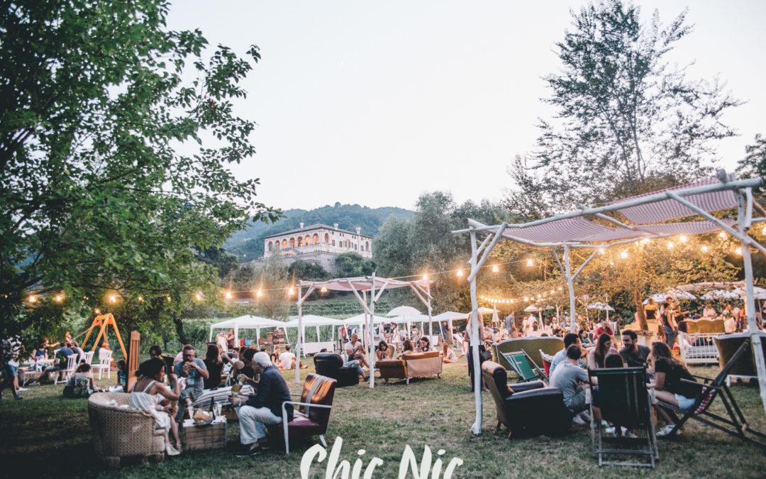 Wedding Chic Nic con La Mandolina