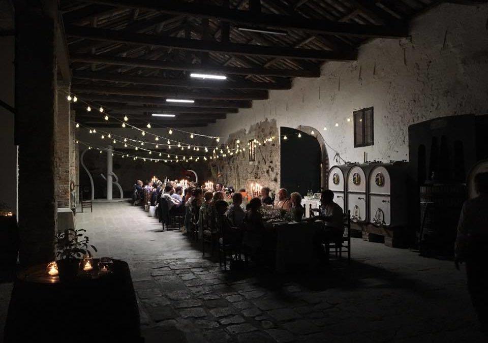 Il tavolo imperiale – il matrimonio di Francesca e Alberto