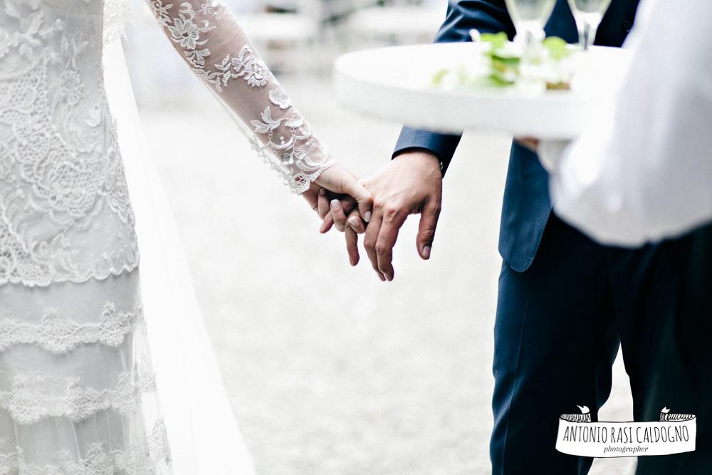 I nostri matrimoni raccontati da un fotografo d'eccezione