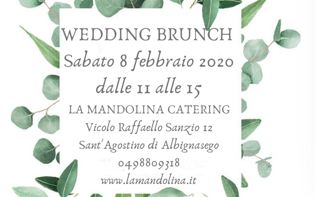 Wedding Brunch 2020